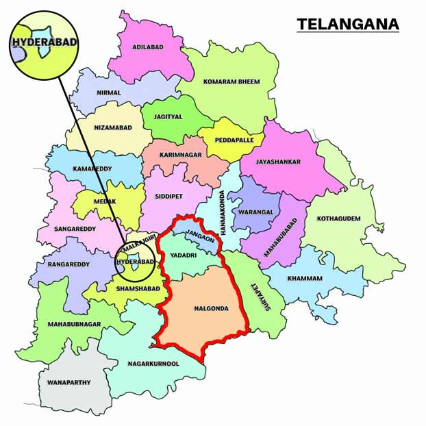 Crowdfunding website in India | Telangana